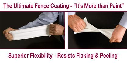Liquid Fence Rubberized Coating Finish Coat White 1